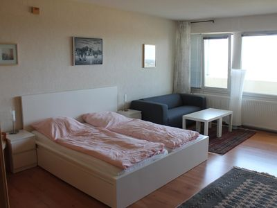 Photo for Holiday apartment K1318 for 2-3 persons with a view of the Baltic Sea
