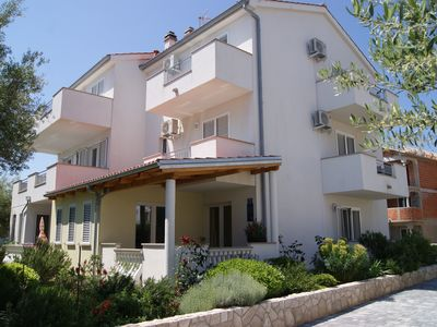 Photo for Double room in Krk, quiet location, beach and town center in a few minutes