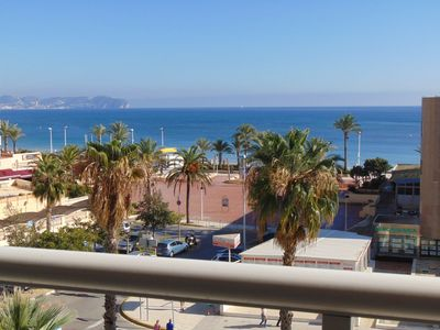 Photo for Apolo16-3-12 - Apartment with pool and sea views 50 meters from the beach