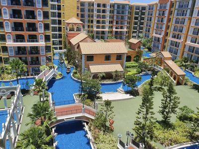 Photo for Venetian Resort, perfect for kids with waterpark - relax