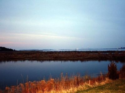Photo for Water Front Condo In Bethany Bay. Great Views from Porch and Bedroom!