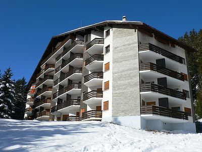Photo for Apartment Clairiere-Vacances A/B/C  in Crans - Montana, Valais - 2 persons, 1 bedroom