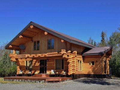Photo for 2BR Cabin Vacation Rental in Haines Junction, Yukon