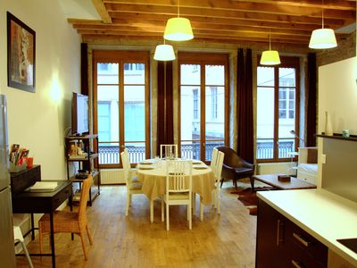 Photo for Big, central and charming apartment