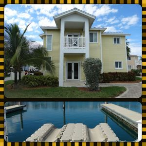 Photo for 2 bed / 2 bath Villa in Alice Town, North Bimini & Optional 50 ft Marina Slip