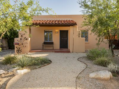 Photo for *Beautiful historic Tucson home, minutes from UofA & Downtown! Pet Friendly!*