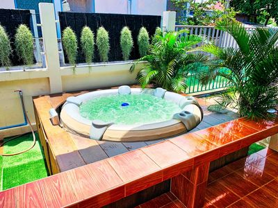 Photo for Beautiful villas some with Jacuzzi and quiet views