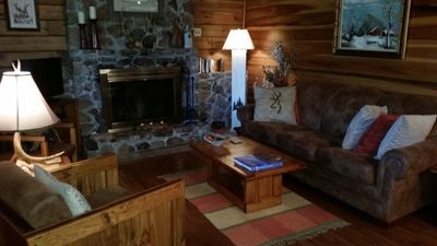 Photo for The Whitetail a cozy cabin at Pipestem Place