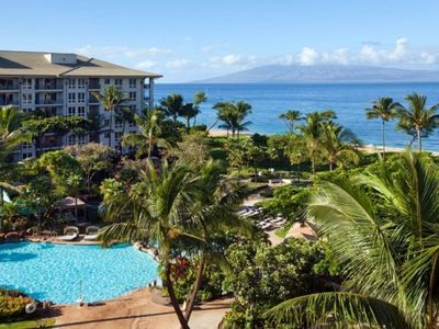 Photo for Beautiful 1 Bedroom Premium Villa On the Beach at Westin Kaanapali Ocean Resort
