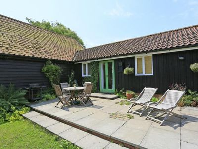 Photo for 1BR Cottage Vacation Rental in Framlingham, England