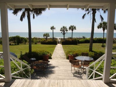 Photo for Beautiful oceanfront house on Golden Mile in central Myrtle Beach