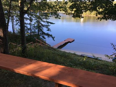 Photo for Waterfront Cottage on Ossipee Lake
