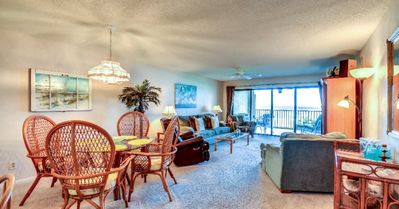 Photo for Alluring Ocean Front Views From This Charming Condo!