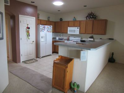 Photo for Quiet and comfortable, with beautiful views from the back porch, 2 bedroom