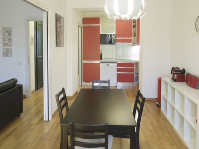 Photo for Apartement one street off the beach - entirely remodeled with AC, last floor