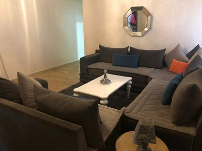 Photo for A well furnished  new and well located appartment in Tangier