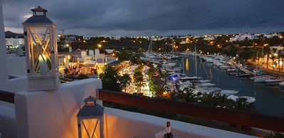 Photo for APARTMENT MARINA CALADOR DREAMLIKE LOCATION DIRECTLY ON THE PORT PORTO CARI BALCONY