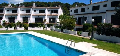 Photo for VILLA HENRY - PAULETTE -house with shared swimming pool-Tamariu-Costa Brava