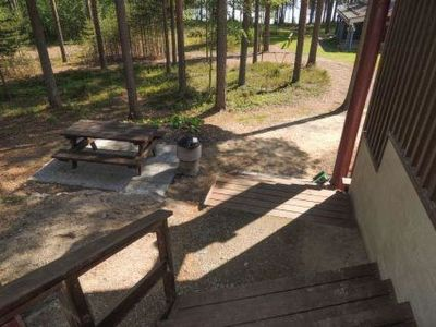 Photo for Vacation home Hiisiranta e4 in Lieksa - 8 persons, 3 bedrooms