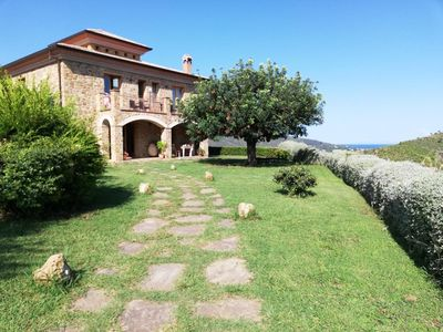 Photo for Holiday house Montecorice for 12 - 15 persons with 5 bedrooms - Farmhouse