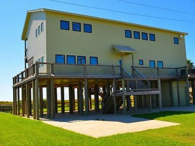 Stunning, Modern, Beachfront Home with Ocean Views from Every Room