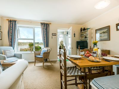 Photo for 1 Porthsawle -  an apartment/flat that sleeps 4 guests  in 2 bedrooms