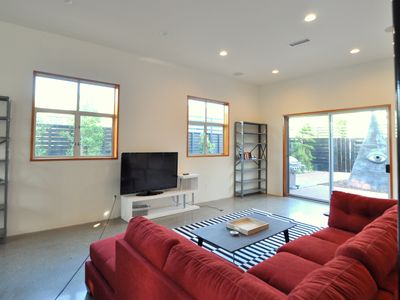 Photo for Venice Beach 5 Bedroom Artist's Home with Private Yard!