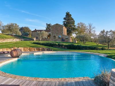 Photo for Villa Belvedere In Poggibonsi, Tuscany