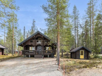 Photo for Vacation home Riekonmarja in Äkäslompolo - 5 persons, 1 bedrooms