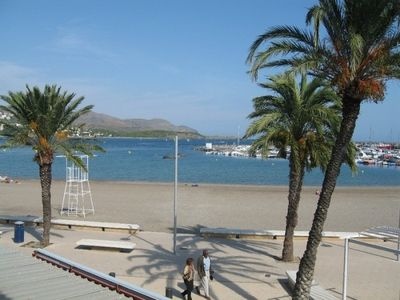 Photo for Nice first floor apartment well-equiped for 4/5 persons at LLançà, Costa Brava,
