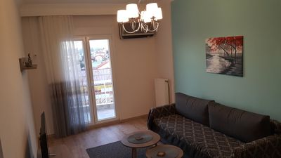 CENTRAL APARTMENT NEAR TO HELEXPO #1