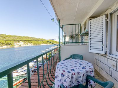Photo for Apartments Komin (73081-A2) - Stomorska - island Solta
