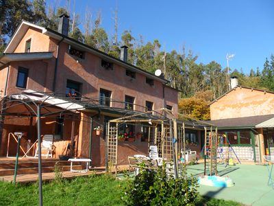 Photo for Apartment in Rural House in The Natural Park of Las Fragas Del Eume 85 m2
