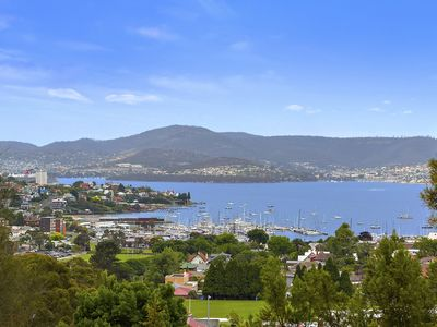 Photo for 3BR House Vacation Rental in Mount Nelson, TAS