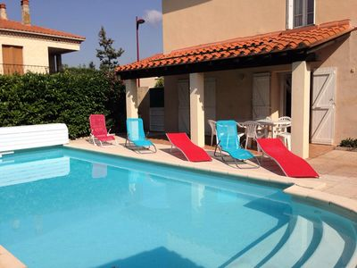 Photo for 4BR House Vacation Rental in LE BOULOU