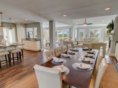 Photo for 'Barbados' on Isle of Palms~ OCEAN FRONT, PRIVATE POOL, ELEVATOR, FIRE PIT!