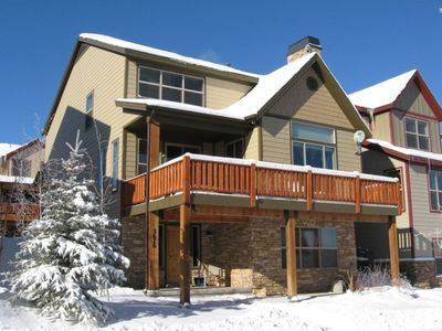 Photo for *Exceptional Ski Home ***4BR**Sleeps 10**Pool*Hot Tub