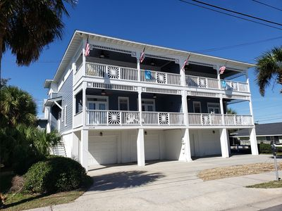 203 Butler Avenue-Enjoy The Ocean Breezes And Sounds Of The Surf-Swimming Pool