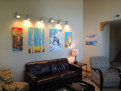 Photo for Park City, Utah Ski Townhouse