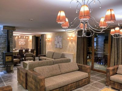 Photo for Les Balcons Platinium Val Thorens ***** - 10/12 Persons 6 Rooms