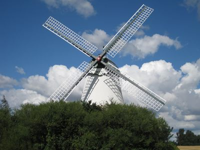 Photo for Holiday experience windmill in Cuxhaven
