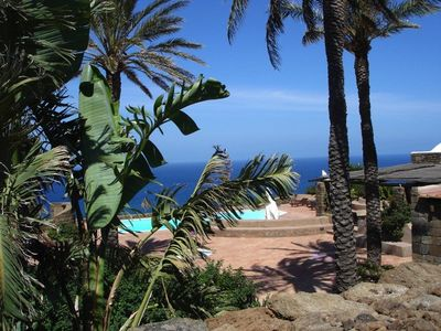 Photo for 6BR Villa Vacation Rental in PANTELLERIA, Trapani