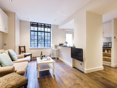 Photo for Spacious Britten Street Studio apartment in Chelsea with .