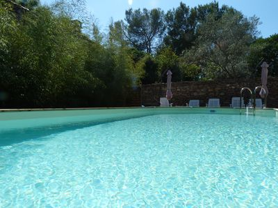 Photo for Nîmes / villa / house / 4 bedrooms / 6 people / 2 bathrooms / 2WC / private pool.
