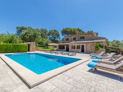 Photo for DES OMS (CASA ANTONIA) - Villa with private pool in Felanitx.