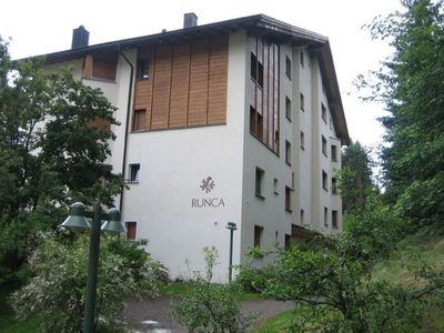 Photo for Apartment Runca 752 in Flims - 2 persons, 1 bedrooms