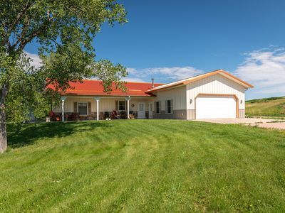 Photo for Secluded handicapped accessible 3 bedroom home near Rapid City, SD