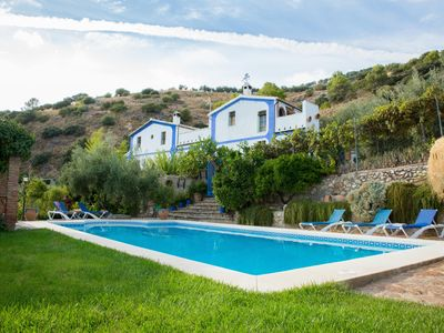 Photo for House, Offers, patio, natural park, swimming pool, air conditioning, Spain Andalucia