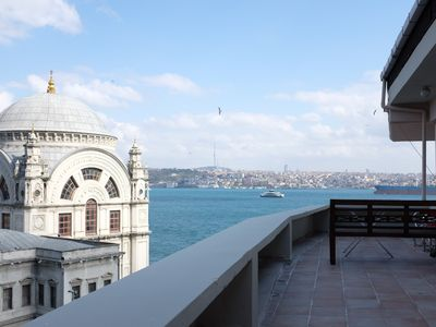 Photo for Sami Bey Apt. Amazing View (Private Terrace and Evelator)