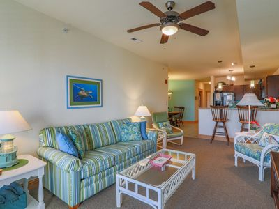 Photo for 3 Bedroom Condo on the Sound and close to Everything
